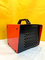 Тепловая (пушка) 2 кВт  (Керамический нагревательный элемент). Электрическая.