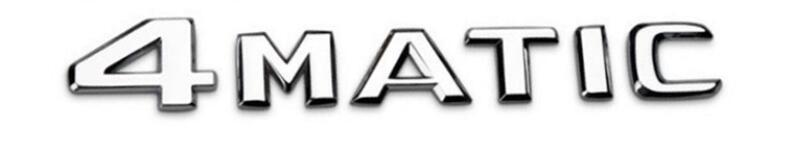 Хромированная Эмблема Шильдик надпись АМГ AMG Мерседес Mercedes