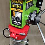 Свердлильний верстат Procraft BD1750 16 патрон, фото 10