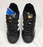Кроссовки Adidas Superstar  р 36 B617-2, фото 2
