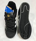 Кроссовки Adidas Superstar  р 36 B617-2, фото 4