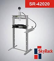 Пресс гаражный гидравлический напольный  SR-42020, фото 1