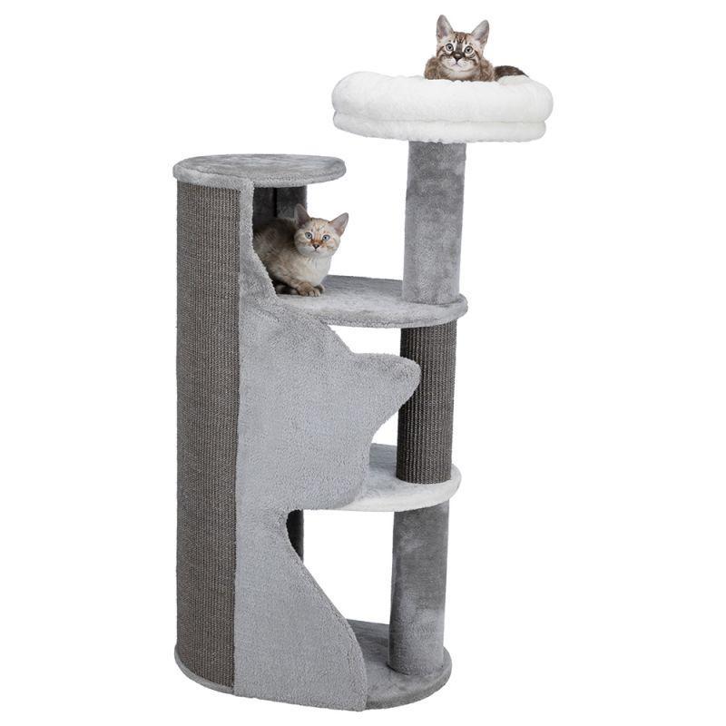 Игровой комплекс для котов Relax Cat с лежанками для кошки и когтеточкой