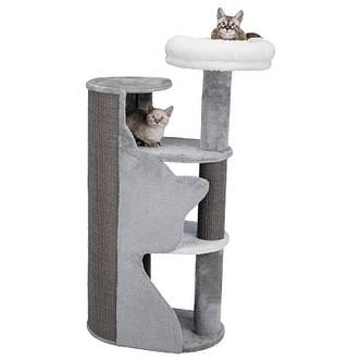 Игровой комплекс для котов Relax Cat с лежанками для кошки и когтеточкой, фото 2