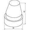 Датчик освещенности фотоэлемент день/ночь (сумеречное реле) Feron SEN26 / LXP02, фото 2