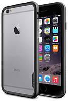 """Чехол SGP NEO Hybrid EX for iPhone 6S/6 (4.7"""") black/grey"""