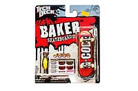 Набор фингерборд + детали Tech Deck Baker G-code Herman