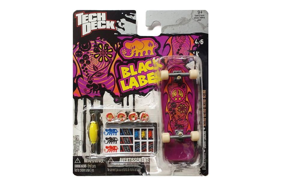 Набор фингерборд + детали Tech Deck Black Label Old School