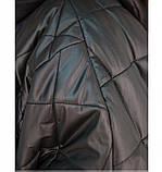 Привлекательная женская стеганная куртка батал, фото 3