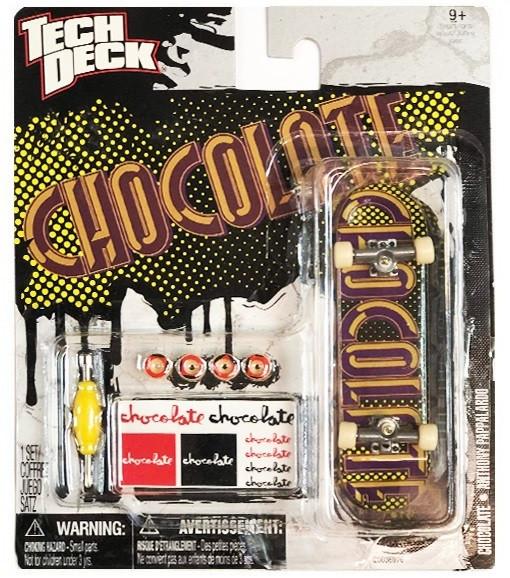Набор фингерборд + детали Chocolate Drop
