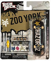 Набор фингерборд + детали Tech Deck Zoo York Chaz Ortiz