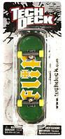 Набор фингерборд + отвертка Tech Deck Flip Logo Green