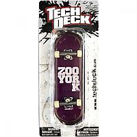 Набор фингерборд + отвертка Tech Deck Zoo York Purple Logo