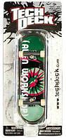 Набор фингерборд + отвертка Tech Deck Alien Workshop Green
