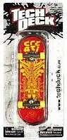 Набор фингерборд + отвертка Tech Deck Creation Skateboards Red