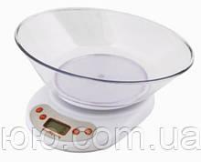 Весы электронные кухонные SCALE EK02