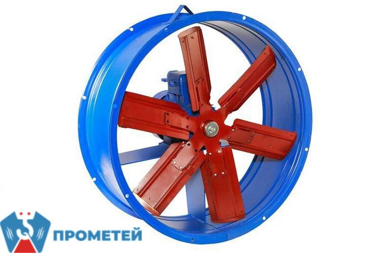 Вентиляторы осевые ВO 06-300 (ВО 13-290)