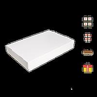 Коробка для суши СУ 0200 (6-8 ролл) белая 200*300*50мм 25шт/уп