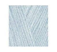 ANGORA GOLD 480 светло-голубой - 20% шерсть, 80% акрил
