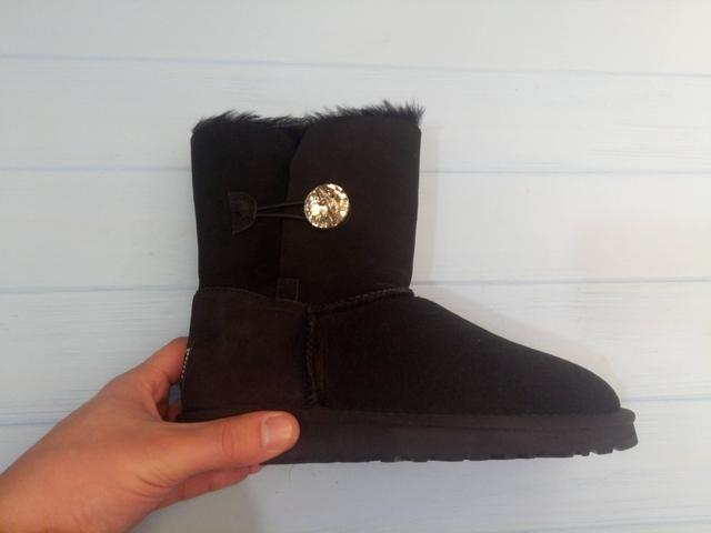 Угги UGG Australia Bailey Button фото