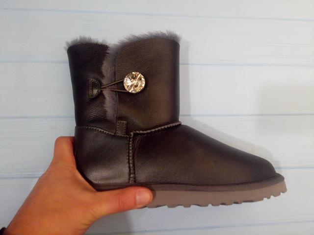 Угги UGG Australia Bailey Button картинка