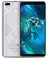 "Blackview S6 4G 5.7"" 18:9 2GB RAM 16GB ROM MTK6737 4 ядра 4180mAh 8MP Android 7,0 silver, фото 1"