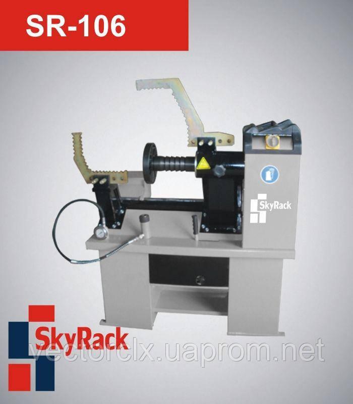 Станок для рихтовки и восстановления колесных дисков SR-106