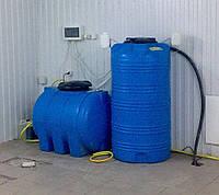 Станция очистки и рециркуляции воды для автомоек НЕПТУН-555,  220 литров\час, фото 1