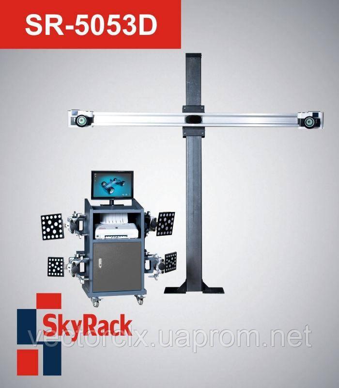 Стенд развал-схождения 3D   SR-5053D, фото 1