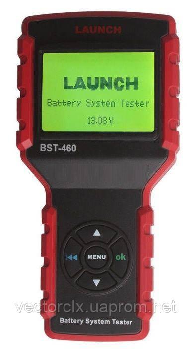Тестер аккумуляторных батарей  BST-460