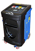 Установка для обслуживания кондиционеров OC600B, супер автомат с весами для масла и УФ добавки, фото 1