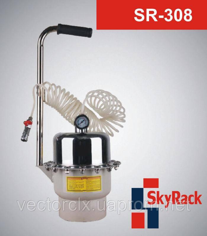 Установка для прокачивания тормозной системы и сцепления  SR-308