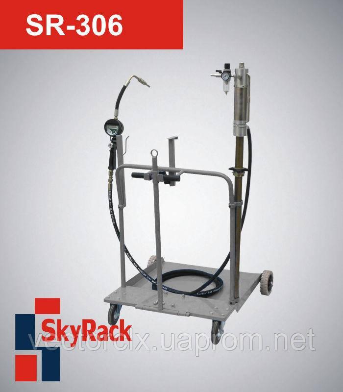 Установка для раздачи масла  SR-306