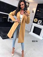 Женское модное пальто (весна - осень)  ММ314, фото 1