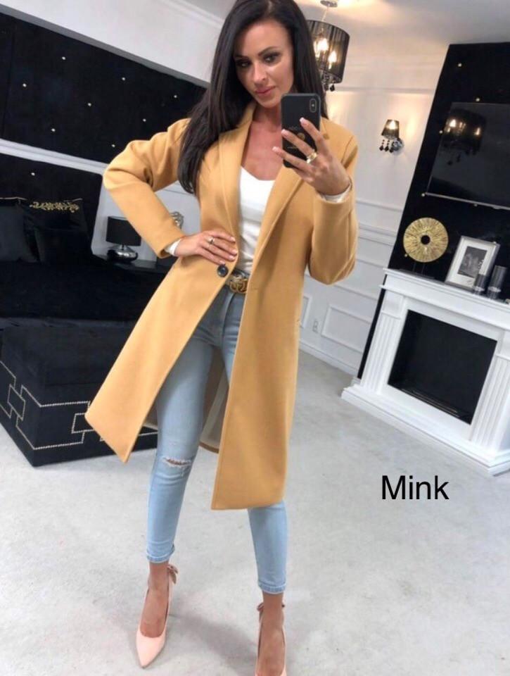 Женское модное пальто (весна - осень)  ММ314