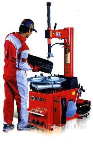"""Шиномонтажный стенд BRIGHT LC890 (п/автомат, захват диска от 10"""" до 24"""") 220В"""