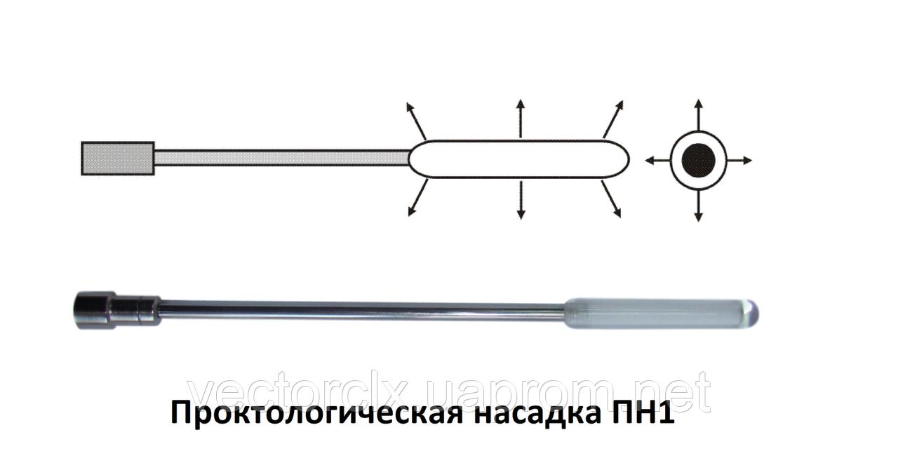 Проктологическая насадка ПН1