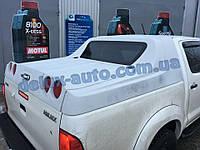 Крышка кузова GRANBOX на Toyota Hilux 2007-2011 Крышка кузова ГранБокс на Тойота Хайлюкс 2007-2011