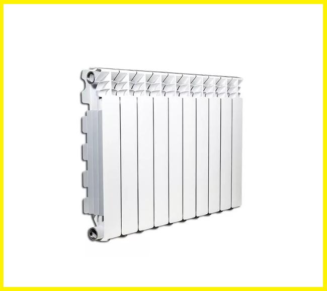 Алюминиевый радиатор Fondital Exclusivo 100/350