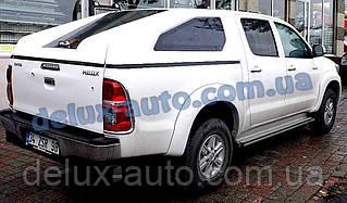 Кунг для пикапа Starbox на Toyota Hilux 2007+ Кунг-крыша кузова пикапа СтарБокс на Тойота Хайлюкс 2007-2011