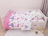"""Комплект постельного белья """"Китти Кэт"""", бязь, фото 1"""