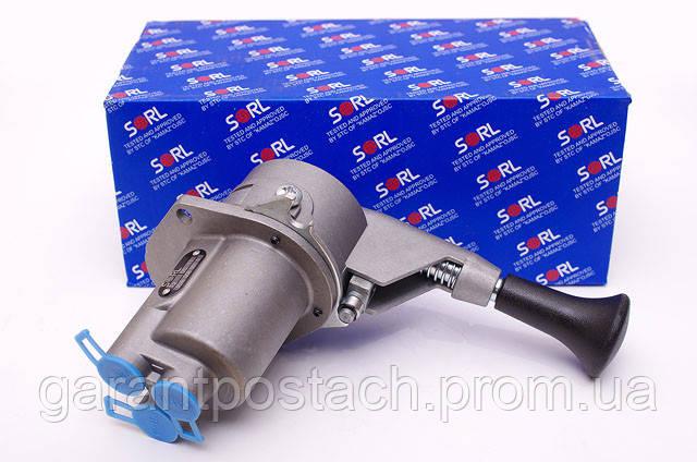 Кран ручного тормоза КамАЗ (SORL) 35260080010 / 100-3537010