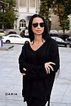 Женский стильный джемпер свободного кроя (в расцветках), фото 6