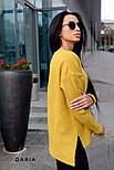Женский стильный джемпер свободного кроя (в расцветках), фото 2