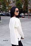 Женский стильный джемпер свободного кроя (в расцветках), фото 9