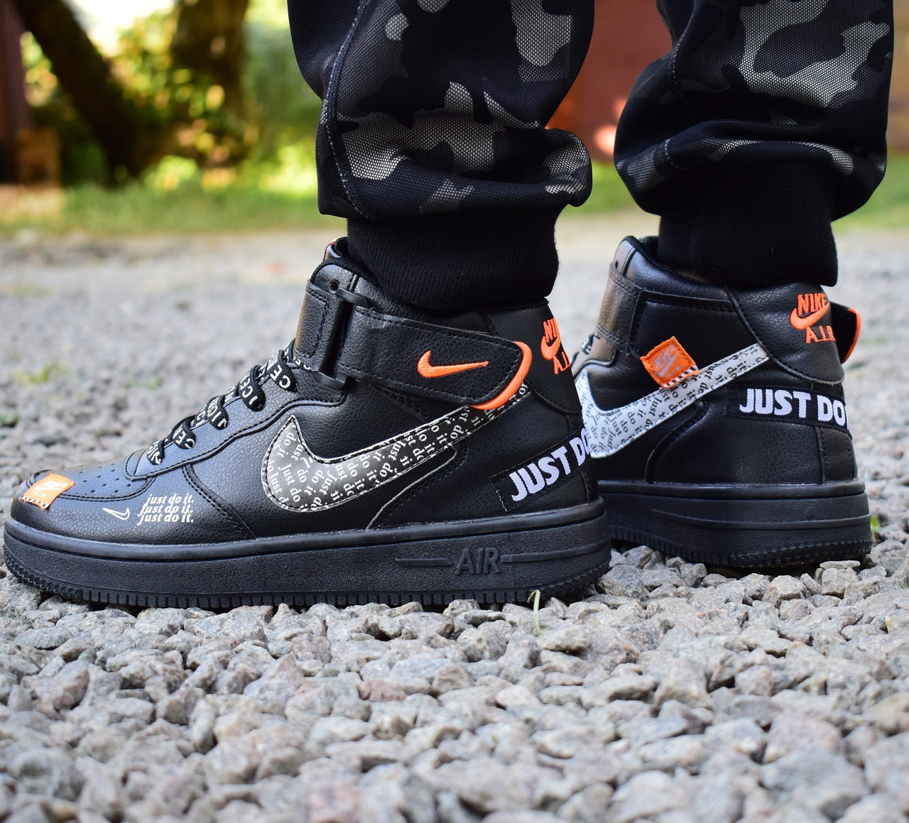Nike Air Force 1 just do it High