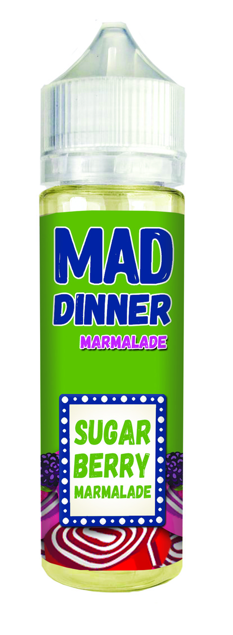 Mad Dinner Marmalade - 60 мл VG/PG 70/30 0