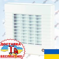 Вентилятор осевой с жалюзи ВЕНТС 125 МА (VENTS 125 MA), фото 1