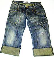 Бриджи джинсовые take two! оригинал Италия, фото 1