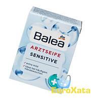 Мыло кусковое медицинское Balea Arztseife Sensitive+ (100гр)
